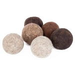 Nomad Women Wool Dryer Balls 6-Pack